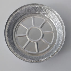 pizza pan baking pan take away round aluminium foil container
