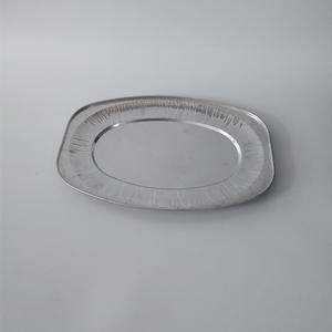 products oval fish dish //aluminium foil container oval foil containers