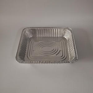 FB Dragon Design Rectangle Pan //Aluminum Foil Dragon Design Tray,retangular Aluminium Foil Container
