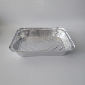 FB2632 2900ml //Rectangle Aluminum Foil Container //Foil Fray