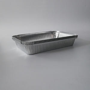 2100ml Rectangular Aluminium Foil Container //Carry-out Container