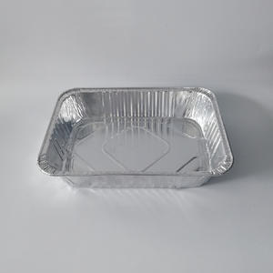 FBCB75 4800ml Factory Wholesale Products Rectangular Aluminium Foil Container //cookie Sheet //baking Pan