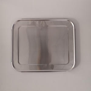 kitchen aluminum container with lid aluminum container with lid