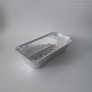 FB1124  Disposable Rectangular Aluminium Foil Container