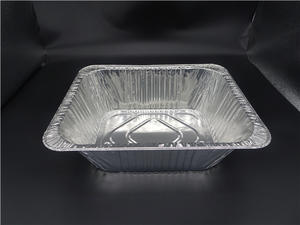 FB2633D 3200ml Aluminium Foil Container Aluminum Foil Pan Aluminium Food Container
