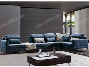 Leather Sofa 8829#