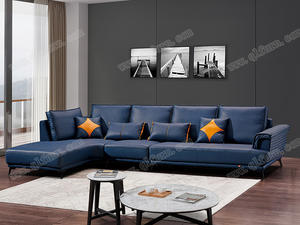 custom best price ODM Corner Sofa8082