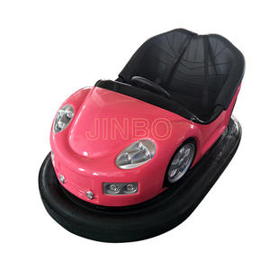 Ground Net Electric Bumper Car