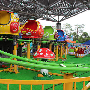 Jinbo Ride Kids Roller Coaster Supplier
