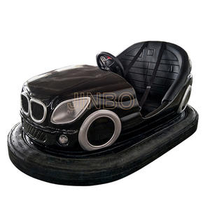 Jinbo Ride Floor-driven Bumper Car Exporter