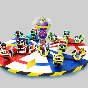 Jinbo Ride Amusement Rides with Crazy Dance Factory
