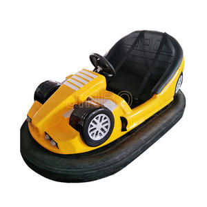 Jinbo Ride Electric Bumper Car for Shopping Center Exporter