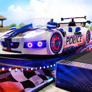 Amusement Rides Spin Flying Car Rides For Kids