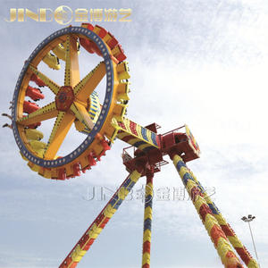 Jinbo Ride 23 Seats Large Pendulum for Sale
