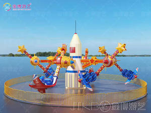 Jinbo Ride New Design Rides 2020 Flying Race Rides