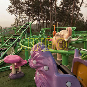 Jinbo Ride Large Scale Roller Coaster for Sale