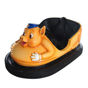 Jinbo Ride Electric Battery Bumper Car Price for Sale