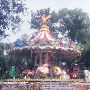 Jinbo Ride High Quality Carousel for Sale