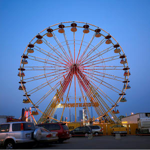 Jinbo Ride Ride Ferris wheel for Theme Park Manufacturer