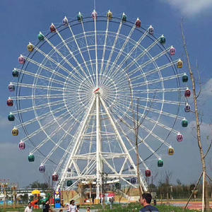 Jinbo Ride 50m Park Ferris Wheel for Sale