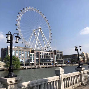 Jinbo Ride 88m Giant Ferris Wheel for Sale