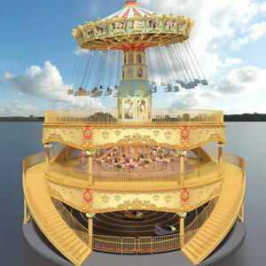 Jinbo Ride Amusement Park Product Game Machine Factory