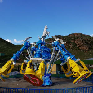 Jinbo Ride New Attractions for Outdoor Park