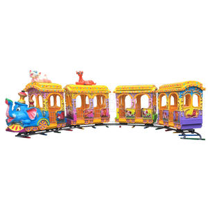 Most Popular Children Or Kids Mini Track Train Sliding Car For Kiddies For Sale