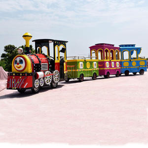 Indoor And Outdoor Kids Ride, Playground Electric Battery Mini Train For Sale