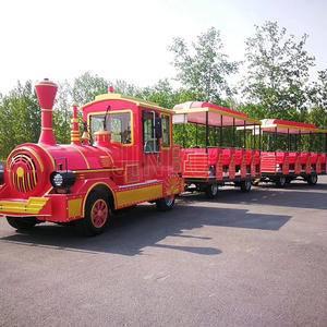 Jinbo Ride Tour Train Manufacturer and Supplier
