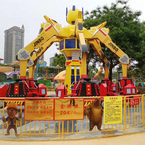 Jinbo Ride Transformers Robot Ride for Sale
