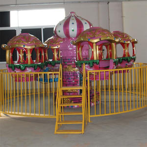 Jinbo Ride Amusement Rides Plane for Kids