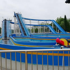 Jinbo Ride Torrent Subduction Water Flume Ride Supplier