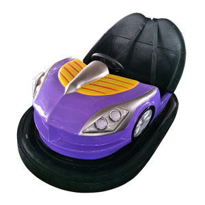 Popular Playground Equipment Pang Pang Car Game Machine Theme Park Rides For Sale
