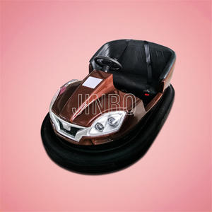 electric antenna grip bumper cars theme park attractions for sale