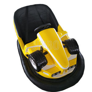 Amusement Park Ceiling Grid Bumper Car For Adult And Kids