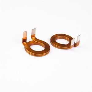 Flat Enameled Wire Air Core Coil