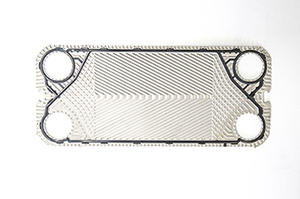 China funke plate heat exchanger gasket manufacturer
