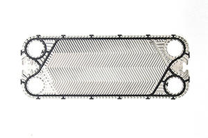 Vicarb Heat Exchanger Plate