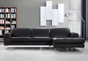 ODM Leather Couch Furniture manufacturer make in China.