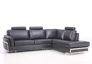 ODM leather couch furniture manufacturer for hotel make in China.