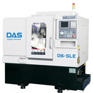 China Precision Multi Function CNC Turning Lathe DS-5L Manufacturer