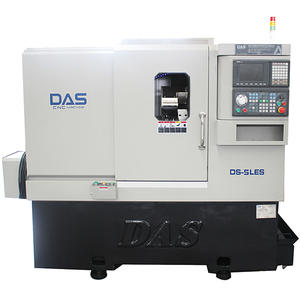 DS-5LES Slant CNC Lathe For Electronics Industry