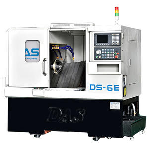 DS-6E Metal CNC Milling Machine Make In China With High Rigidity Superiority