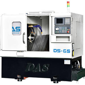 Precision machining Lathe Turning CNC DS-6S Manufacturer