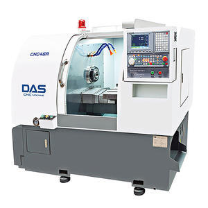 China Horizontal CNC Lathe CNC46A Manufacturer