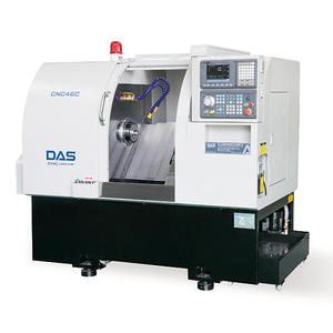 China Slant Bed CNC Lathe CNC46C Manufacturer