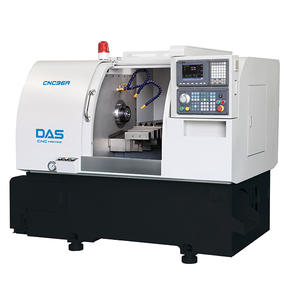 CNC36A Horizontal CNC Lathe Make In China For Processing Industry