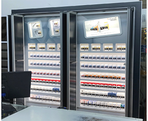 PMI-Retail Display Cabinets & Shelf