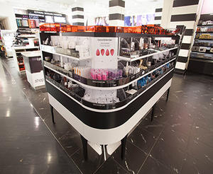 One Plus Display Products Beauty Retail Fixtures Manufacturer